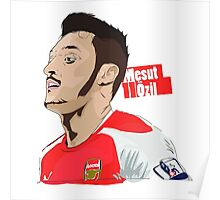ozil king assits Poster