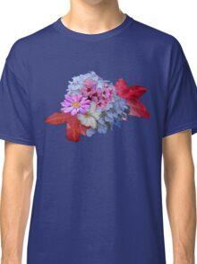 Flowers of Autumn Classic T-Shirt
