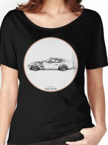 Crazy Car Art 0001 Women's Relaxed Fit T-Shirt