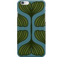 Ginkgo Nouveau- Green iPhone Case/Skin