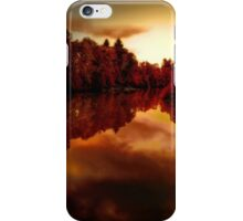 Red Dawn iPhone Case/Skin