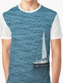 Blue sea Graphic T-Shirt