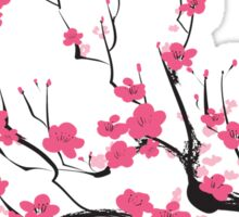 Plum blossom Sticker