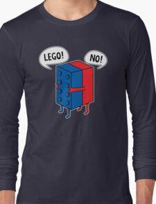 Lego No Long Sleeve T-Shirt