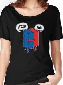 Lego No Women's Relaxed Fit T-Shirt