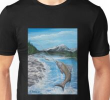 Pacific Northwest catch of the Day Unisex T-Shirt
