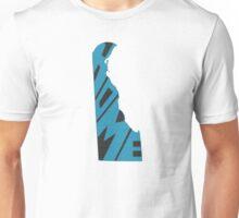 Delaware HOME state design Unisex T-Shirt