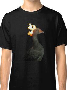 Flaming Duck meme Classic T-Shirt
