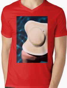 Pooled Mens V-Neck T-Shirt