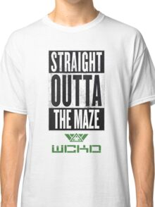 Straight Outta The Maze Classic T-Shirt