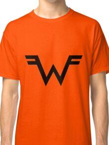 Weezer Logo Classic T-Shirt