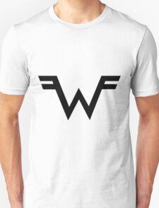 Weezer Logo Unisex T-Shirt