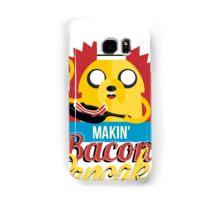 Makin Bacon Pancakes - Adventure Time Jake Samsung Galaxy Case/Skin