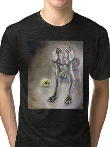 Trey Bad Tri-blend T-Shirt