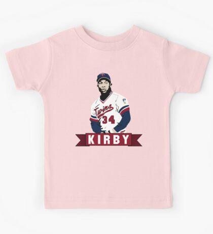 Kirby Puckett - Air Puckett Kids Tee