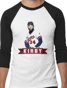 Kirby Puckett - Air Puckett Men's Baseball ¾ T-Shirt