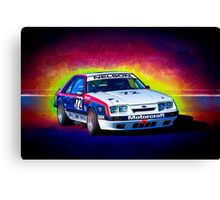 Lawrie Nelson Group A Mustang Canvas Print