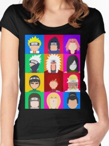 Animecons Women's Fitted Scoop T-Shirt