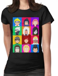 Animecons Womens Fitted T-Shirt