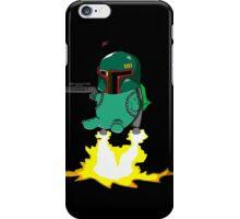 Bulba Fett (Star Wars and Pokemon Parody) iPhone Case/Skin