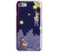 Stars in the snow iPhone Case/Skin