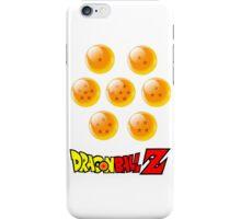 7 Dragon Balls iPhone Case/Skin
