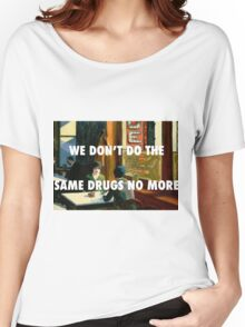 SAME DRUGS - CHOP SUEY Women's Relaxed Fit T-Shirt