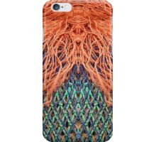 Caught in the Net iPhone Case/Skin
