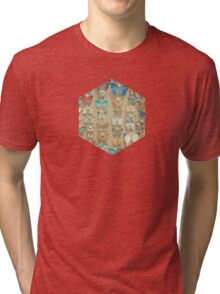 The Butterfly Collection II Tri-blend T-Shirt