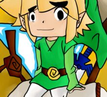 Bundle of Link Sticker