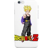 Dragon Ball Z - Super Saiyan Trunks iPhone Case/Skin