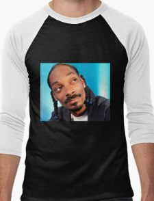snoop dogg Men's Baseball ¾ T-Shirt