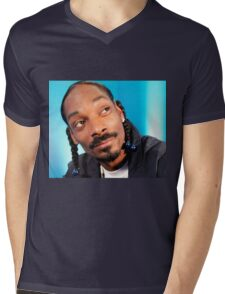 snoop dogg Mens V-Neck T-Shirt