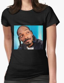 snoop dogg Womens Fitted T-Shirt