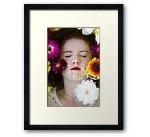 Sinking Framed Print