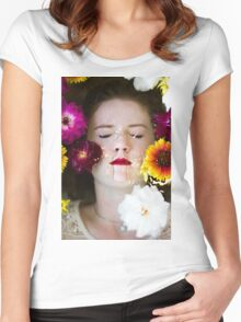 Sinking Women's Fitted Scoop T-Shirt