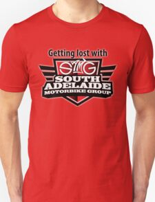 Come and get lost with South Adelaide Motorbike Group Unisex T-Shirt
