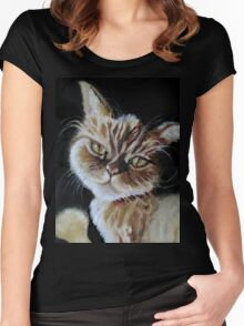 Soft Kitty Women's Fitted Scoop T-Shirt