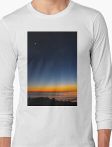 Sunset Glows Long Sleeve T-Shirt