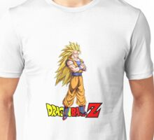 Dragon Ball Z - Super Saiyan 3 Goku Unisex T-Shirt