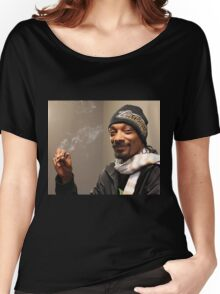snoop dogg  Women's Relaxed Fit T-Shirt