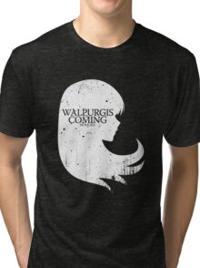 Walpurgis is Coming Tri-blend T-Shirt