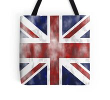 United Kingdom British flag Tote Bag