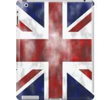 United Kingdom British flag iPad Case/Skin