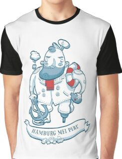Swabian Captain Graphic T-Shirt