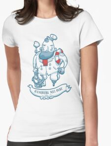 Swabian Captain Womens Fitted T-Shirt