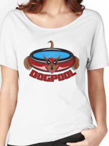 DOGPOOL Women's Relaxed Fit T-Shirt
