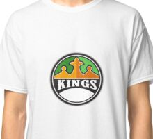 King Crown Kings Circle Retro Classic T-Shirt