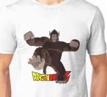 Dragon Ball Z - Oozaru (Ape) Son Goku Unisex T-Shirt