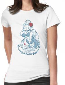 Swabian Mermaid Womens Fitted T-Shirt